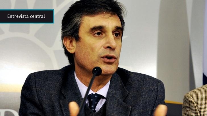Acuerdo con UPM: «Concebimos esto como un empujón muy grande para el desarrollo de la zona centro-noreste del país», dice director de la OPP, Álvaro García