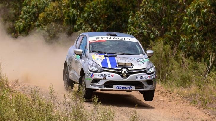 Renault Clio Cup cerró su primera edición y afianzó su presencia en el rally nacional