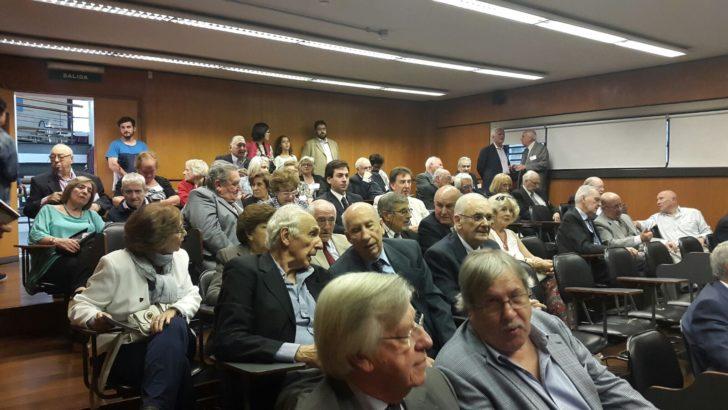 Generación 1956 de la Facultad de Ciencias Económicas celebró su 60º aniversario