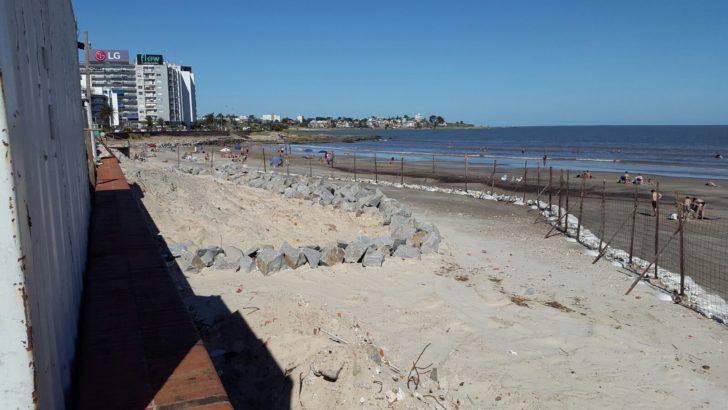 Demolieron el emblemático cine de la playa Malvín