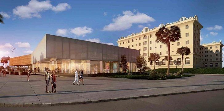 La remodelación del histórico Argentino Hotel de Piriápolis