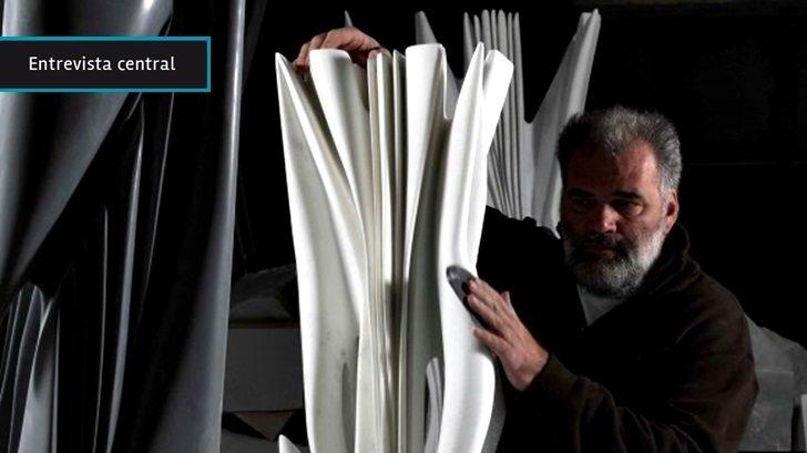 """Diez años de la Fundación Atchugarry: Un espacio abierto que hace hincapié «en la diferencia como valor"""" y recibe a los niños como «el regalo más grande», dice el escultor"""