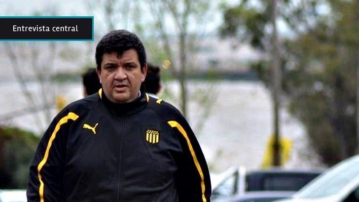 """Jorge Barrera: """"No quiero un Peñarol partido; la señal de unidad que podamos transmitir desde el Consejo Directivo va a inundar a todas las áreas del club"""""""