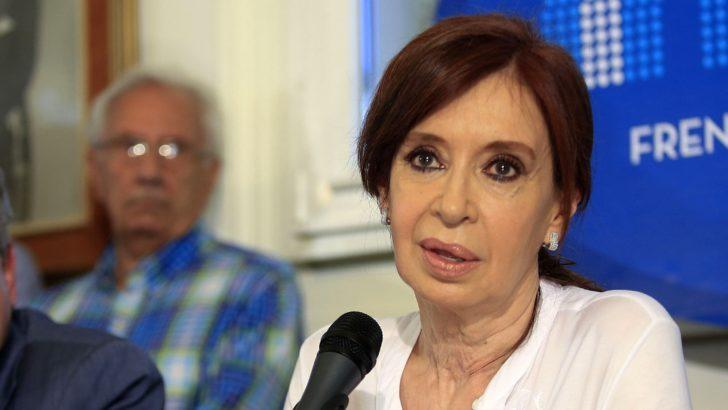 Procesamiento con prisión: «Lo más probable es que Cristina no pierda sus fueros y no vaya presa», dice corresponsal