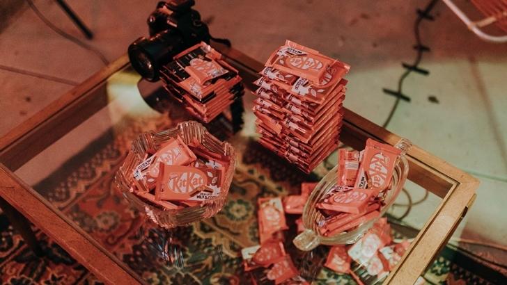 KitKat Fashion Break Party