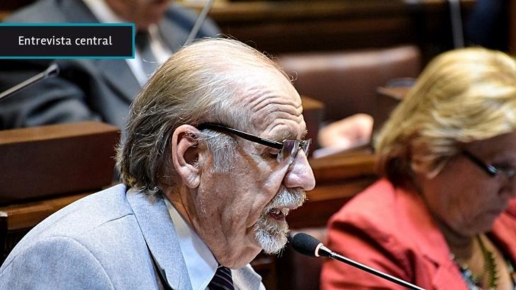 Movilización Autoconvocados: «Esperemos que de aquí surja una plataforma que pueda ser discutida con todo el Gobierno y todos los representantes», dice Alfredo Asti (FA)