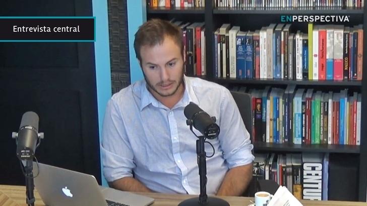 Redes sociales: «Hay que estar atento y como ciudadano ser responsable de lo que uno lee», dice Diego Barcia, experto en <em>social media</em>