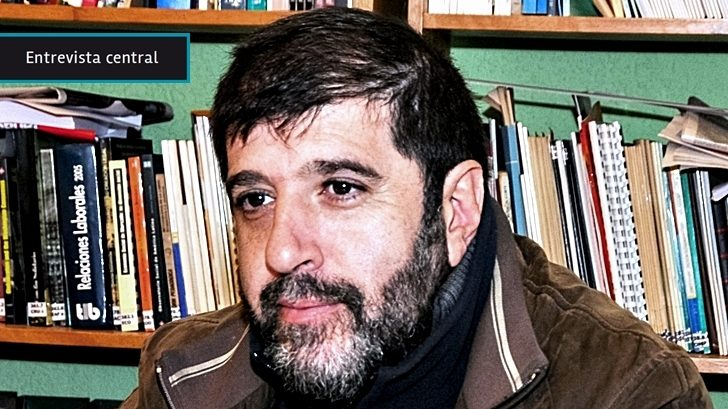 """Fernando Pereira (PIT-CNT): Paro general del martes no resuelve """"el tema de la violencia en la sociedad uruguaya"""", pero """"llama a reflexionar y a una jornada de luto"""""""