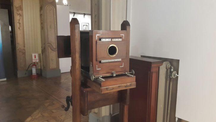 Exposición muestra los orígenes de la fotografía