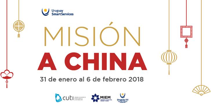 Misión a China de la Industria TIC de Uruguay