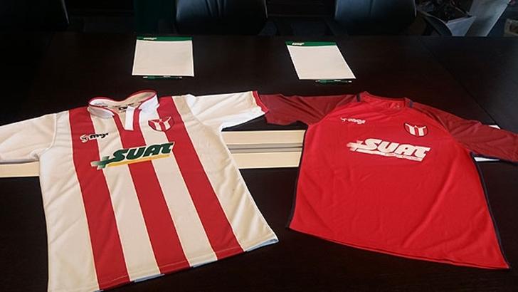 SUAT celebra convenio de sponsoreo con Club Atlético River Plate
