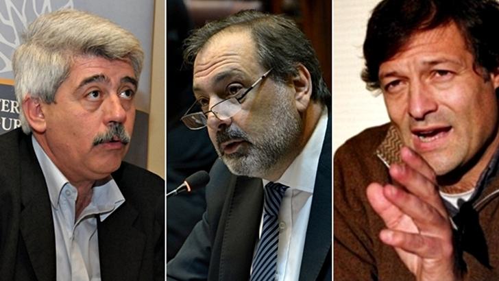 Familiares de jerarcas en organismos públicos: Entrevistas a Eduardo Brenta (FA), Jorge Gandini (PN) y Conrado Ramos (PI)