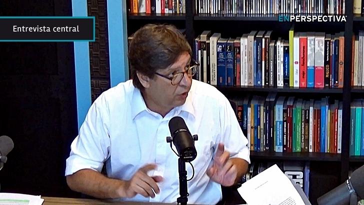 """Javier Miranda, presidente del FA: """"Quiero una oposición que me presente un programa alternativo, porque quiero discutir en el terreno de las ideas, no en el de la reacción puntual"""""""