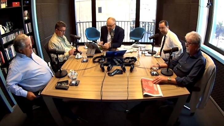 Larrañaga presentó proyecto de ley de cadena perpetua revisable
