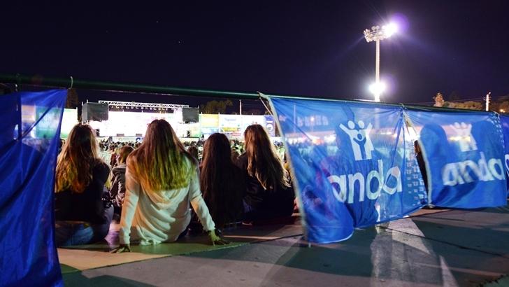 ANDA invitó a más de 4.000 personas a vivir una noche inolvidable de Carnaval