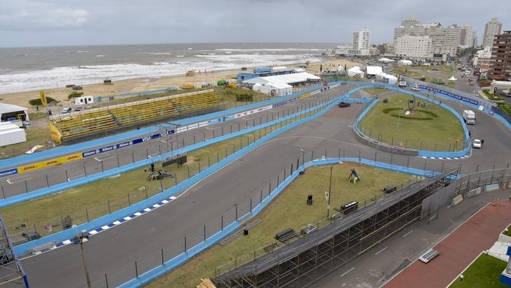 DHL trae nuevamente la Fórmula E a Punta del Este