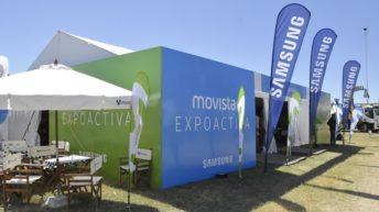 Movistar brinda la mejor conexióna internet también en el campo