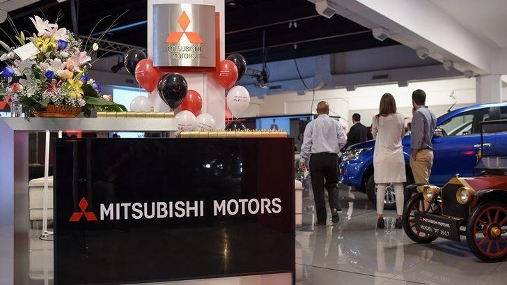 Mitsubishi Motors se vistió de fiesta