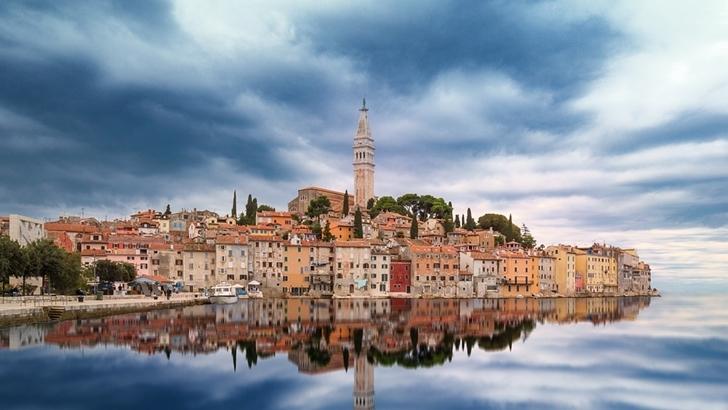 El corazón de Croacia y la costa Dálmata