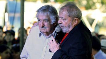 Mujica se reunió con Lula en Rivera-Livramento y pidió renovación de su liderazgo al PT