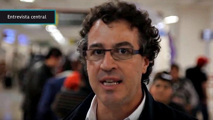 """Jorge Melguizo, ex secretario de Cultura de Medellín: """"Cuando la presencia del Estado es solo lo policial, no llega a nada"""""""