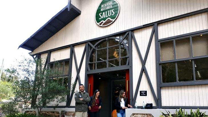 Nuevo centro de interpretación en la reserva natural del Parque Salus