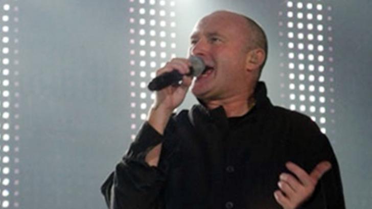 Crónica del recital de Phil Collins en el Centenario