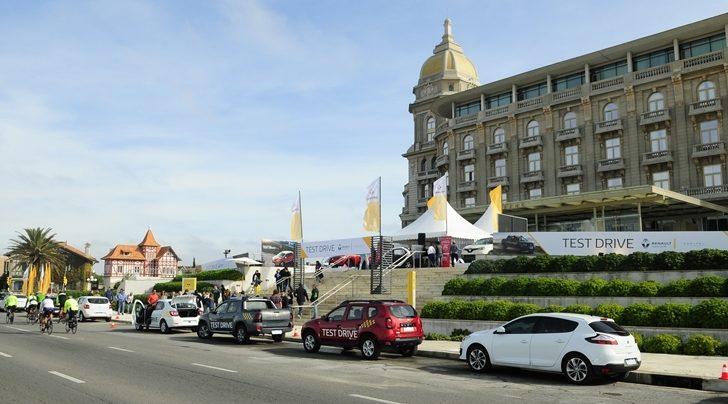 Renault propone experimentar sus modelos en un nuevotest drive