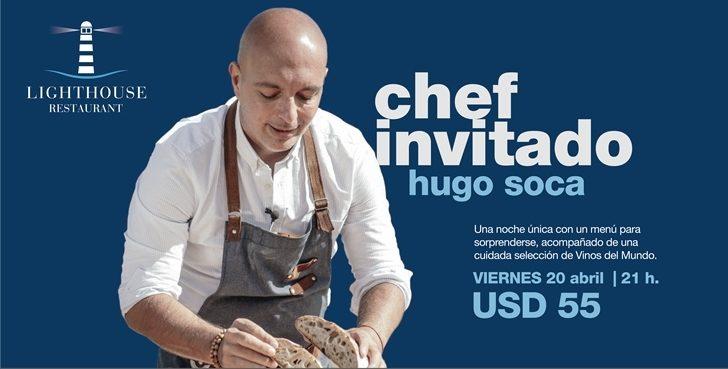<em>Chef Invitado</em>: El viernes 20 de abril se realiza una nueva edición en The Grand Hotel