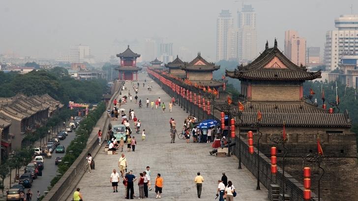 Xi'an: Donde la China milenaria convive con la moderna