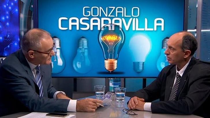 """Gonzalo Casaravilla: """"Ha bajado el costo de la energía respecto al bolsillo de la gente"""""""