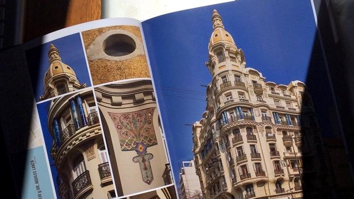 <em>Montevideo, ciudad de bellos edificios</em>: Fotos y textos extraordinarios que ilustran la calidad de la arquitectura de Montevideo