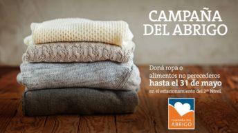 <em>Campaña del Abrigo</em>: Solidaridad para que nadie pase frío