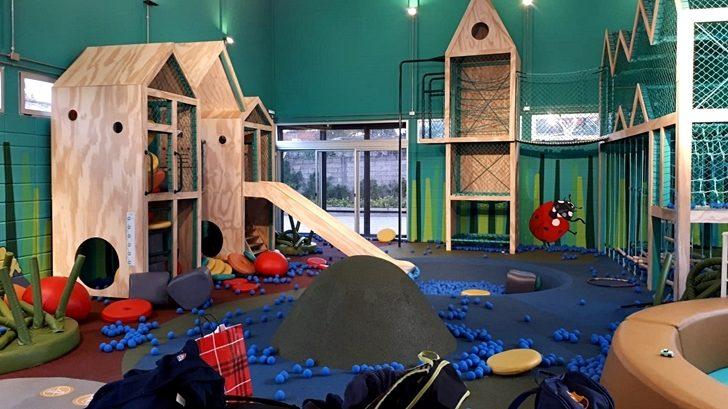Galartija: Diversión bajo techo para los más pequeños