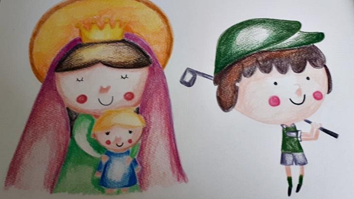 <em>Linda Wall</em>: Ilustración y diseño para las paredes de los niños