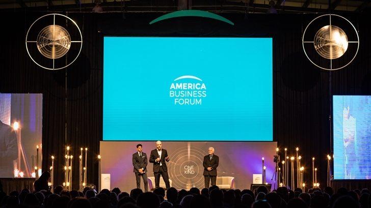 America Business Forum: el encuentro empresarial más grande hasta el momento en Uruguay