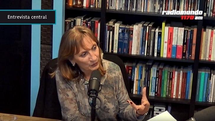 Presidenta de Asociación de Defensores de Oficio: «Viví cosas irrepetibles», pero «en este país no nos cuida nadie y los que necesitemos terapia nos la tenemos que pagar»