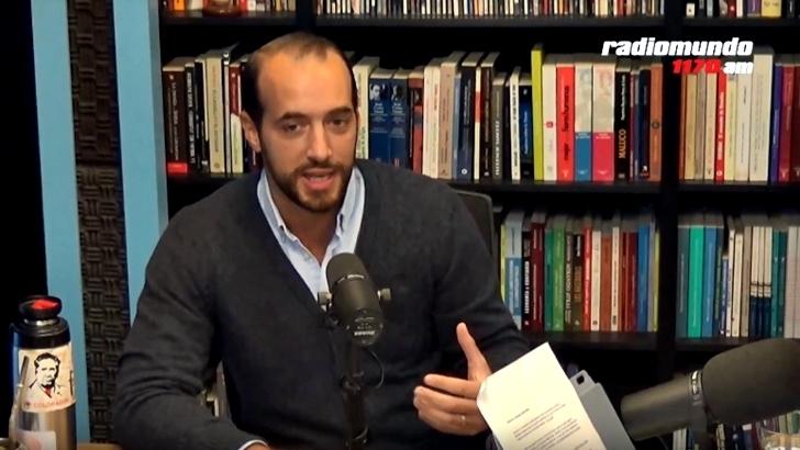 Fernando Amado: La inmigración supone «una enorme oportunidad para el país, soy un hincha muy positivo»