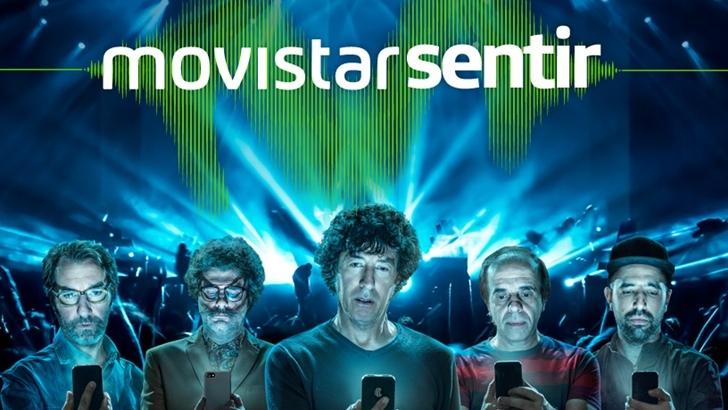 Movistar Sentir se realizará en el Teatro de Verano