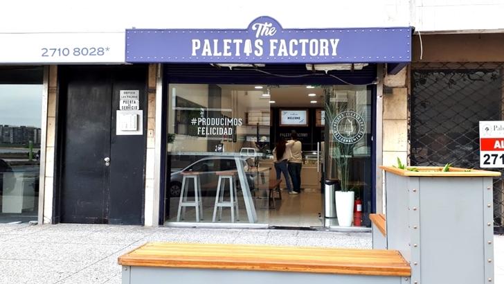 The Paleta's Factory: Una heladería artesanal atendida por inmigrantes