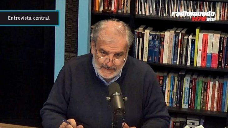 """J. M. Petit: """"En el sistema penitenciario no se habrá descubierto todavía la cura del cáncer, pero sí se descubrieron los antibióticos, y en Uruguay todavía no estamos usando antibióticos"""""""