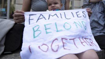 Polémica en EEUU por separación de inmigrantes indocumentados de sus hijos