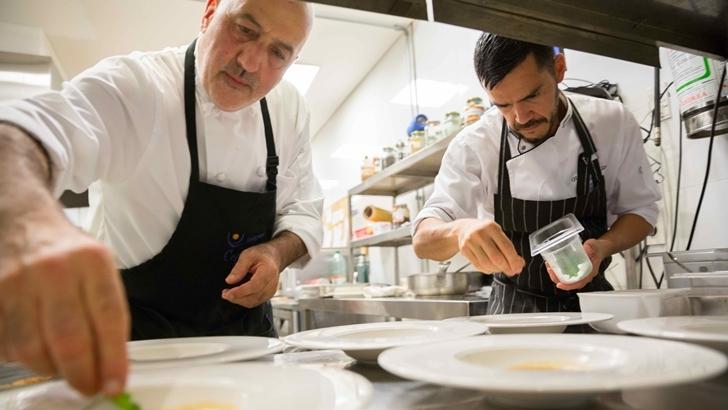 Restaurant Lighthouse de The Grand Hotel recibió una nueva edición del <em>Chef Invitado</em>
