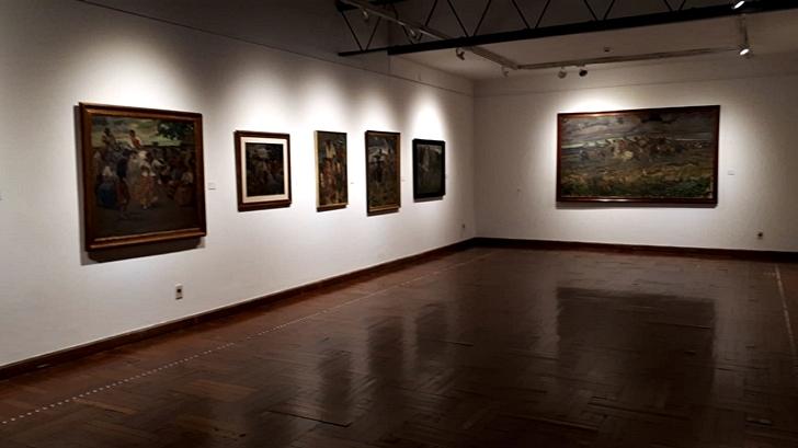Manuel Rosé en el Museo Nacional de Artes Visuales
