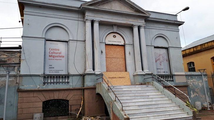 La ex Cárcel de Miguelete será sede del Museo de Historia Natural