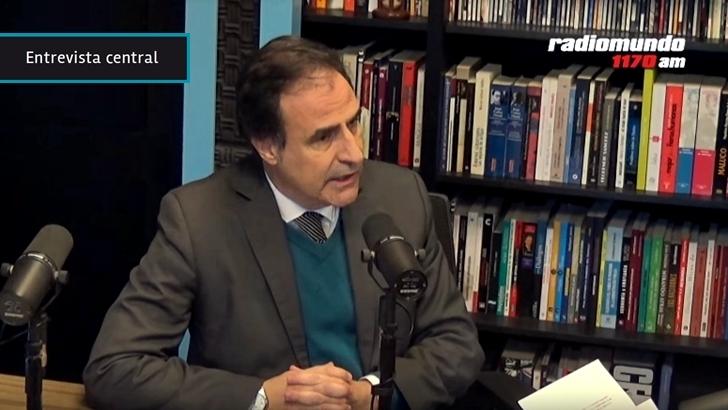 Álvaro Garcé: «Había un manejo que no era profesional ni serio de las estadísticas» del Ministerio del Interior, que «no reflejaban lo que verdaderamente sucedía»