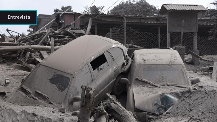 """Erupción volcánica en Guatemala: Un panorama """"desolador"""", """"una tragedia de proporciones todavía incalculables"""""""