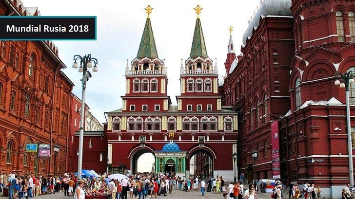 Crónicas del Mundial: Conociendo Samara y Moscú