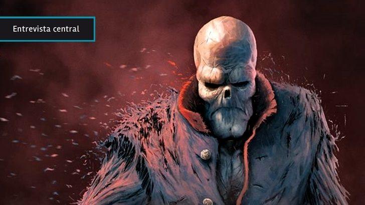 """<em>Prócer Zombie II</em> continúa el regreso de Artigas a la vida: """"Una historieta de un realismo acalambrante si uno pasa la puerta de la fantasía"""""""