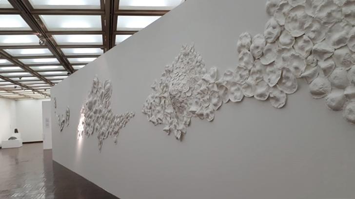 Rimer Cardillo en el Museo Nacional de Artes Visuales